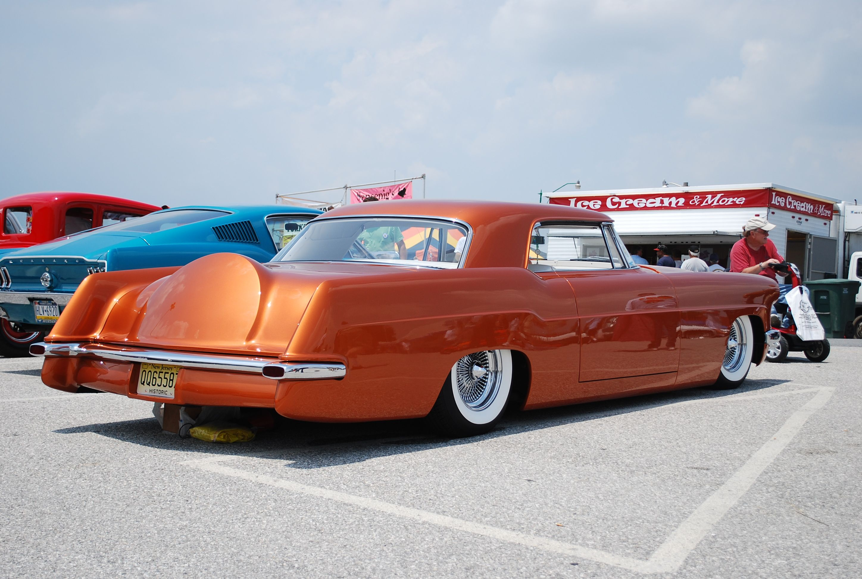 Lincoln Continental Custom 1951 Sports Cars Review