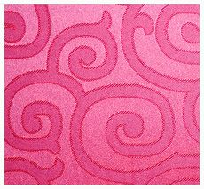 Swirl Pattern Fabric