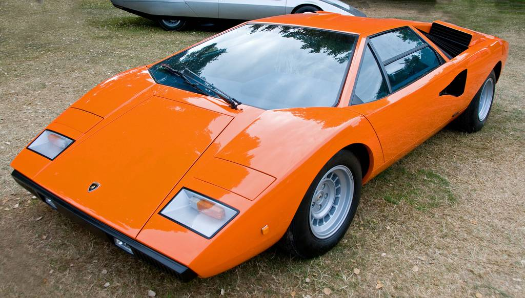 Lamborghini Countach LP400 – 2 | Only cars and cars