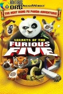Kung Fu Gấu Trúc: Bí Mật Ngũ Hình Quyền 2008