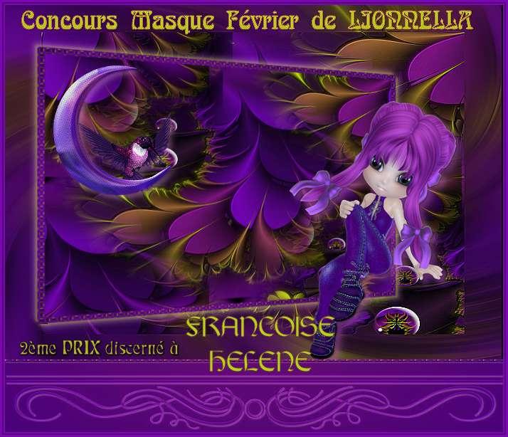 ]PRIX Concours masque n°4 002emeprixfrancoisehele