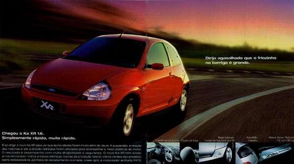 Chegou O Ford Ka Xr   Simplesmente Rapido Muito Rapido Dirija Agasalhado Que O Friozinho Na Barriga E Grande