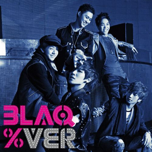 [Mini Album] MBLAQ - BLAQ%Ver. [4th Mini Album]