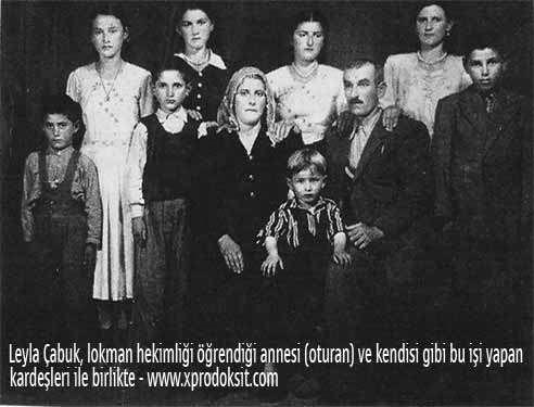 Hülya Leyla ÇABUK Aile Fotoğrafı