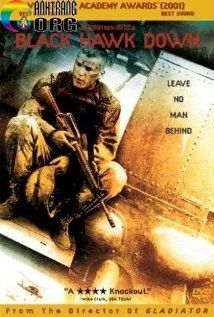 Chin Dch Diu Hu | Black Hawk Down 2001