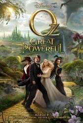 Phim Lạc Vào Xứ Oz Vĩ Đại Và Quyền Năng