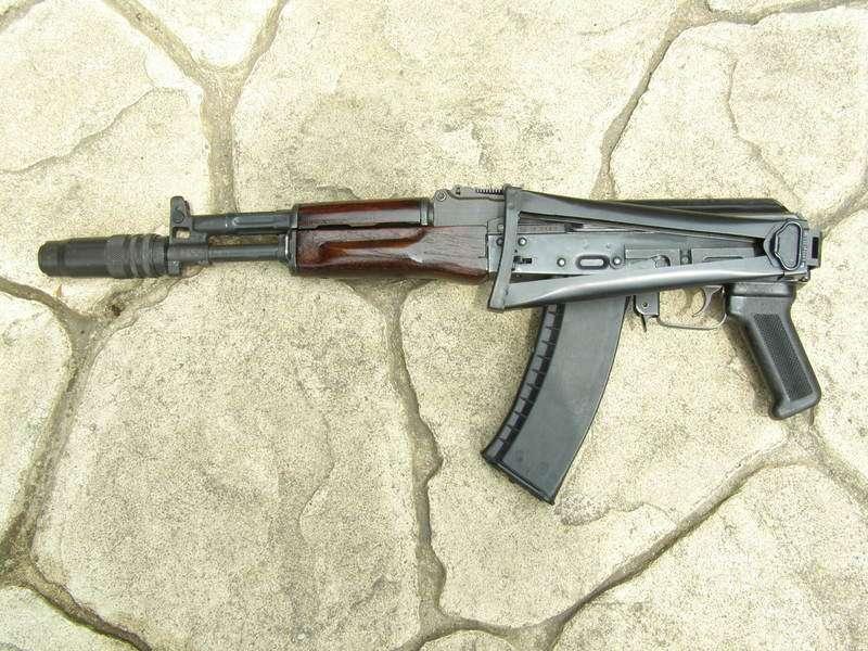 AK-74 Krinkov AKSU74 SBR, 5.45x39. BRAND NEW For Sale at ...