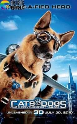 Phim Đại Chiến Chó Mèo 2: Kitty Galore Báo Thù