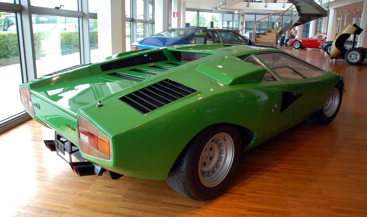 Lamborghini Countach Kit/Body