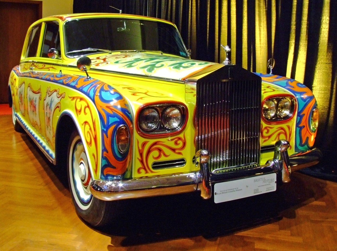 rolls royce phantom v by john lennon k l nleges aut k. Black Bedroom Furniture Sets. Home Design Ideas
