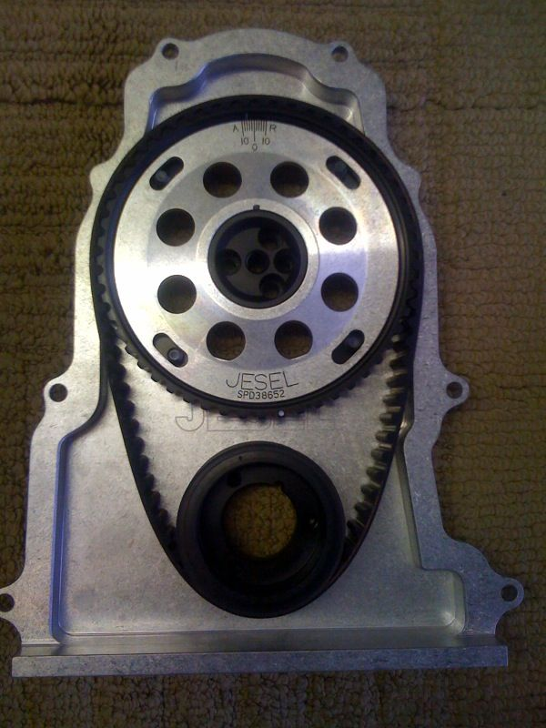 NEWJesel Belt Drive For RHS Block LS1TECH Camaro And