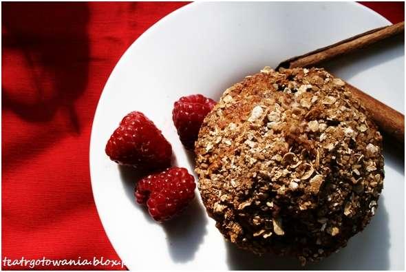 muffinki z cynamonem