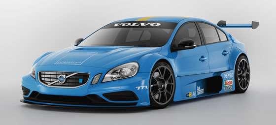 Volvo Polestar S60 TTA Touring Car