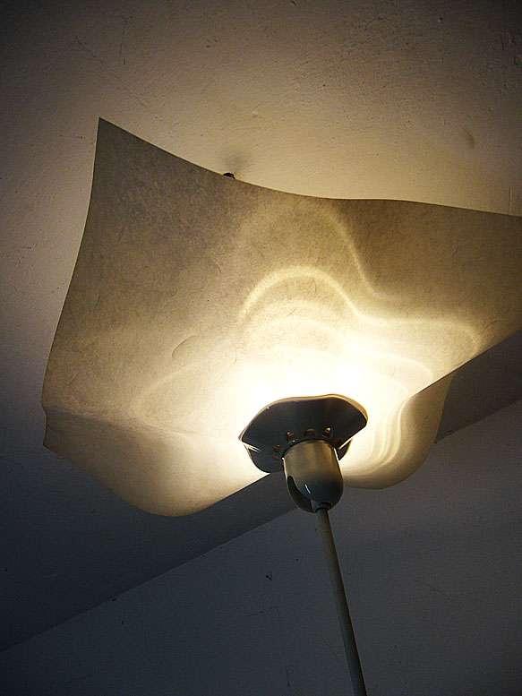 xxl stehlampe artemide area design mario bellini 210cm ebay. Black Bedroom Furniture Sets. Home Design Ideas