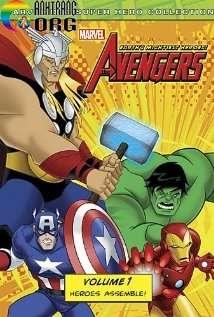 Phim The Avengers: Earth's Mightiest Heroes