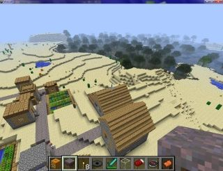 [Minecraft 1.2.3] Better Villages Mod