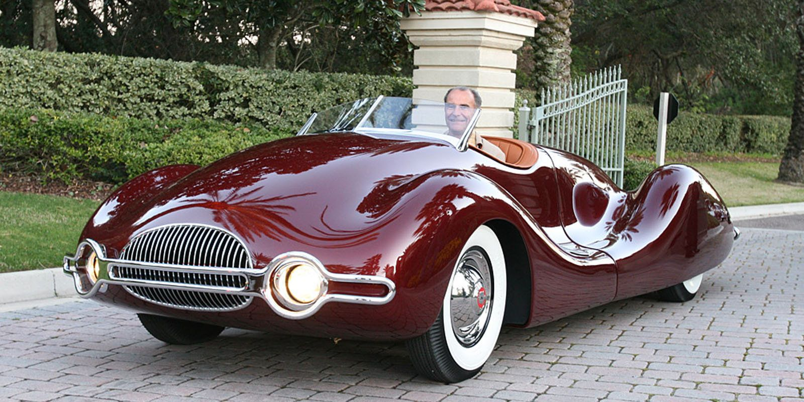 Power Cars Buick Streamliner By Norman Timbs