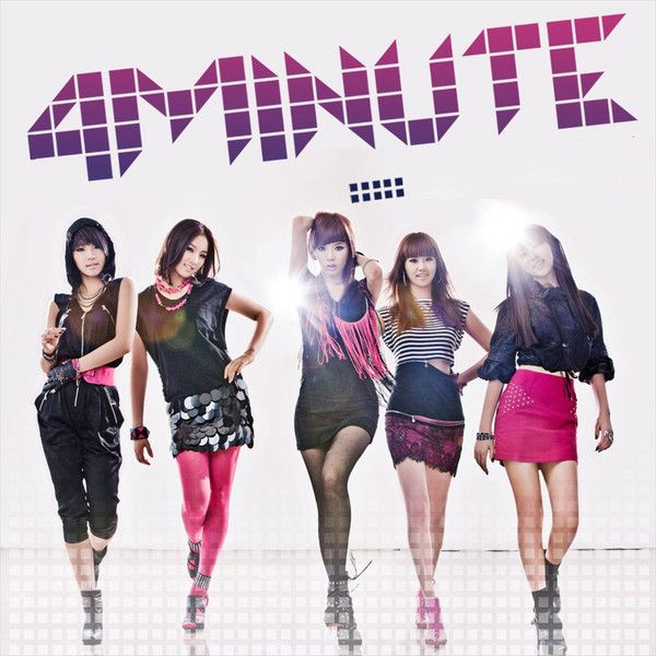 [Album] 4Minute   Festival Manufacturing Love
