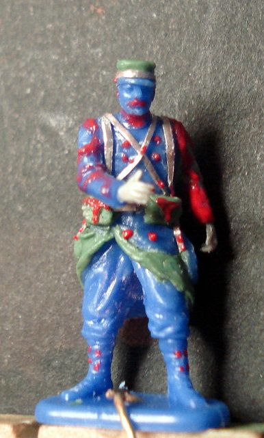 Benno's Figures Forum • French Infantry Soldier 1914 (La Marne