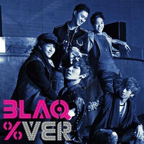 [Mini Album] MBLAQ - BLAQ%Ver. [4th Mini Album]