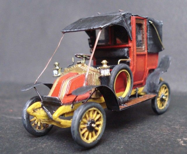 benno 39 s figures forum taxi de la marne diorama completed. Black Bedroom Furniture Sets. Home Design Ideas