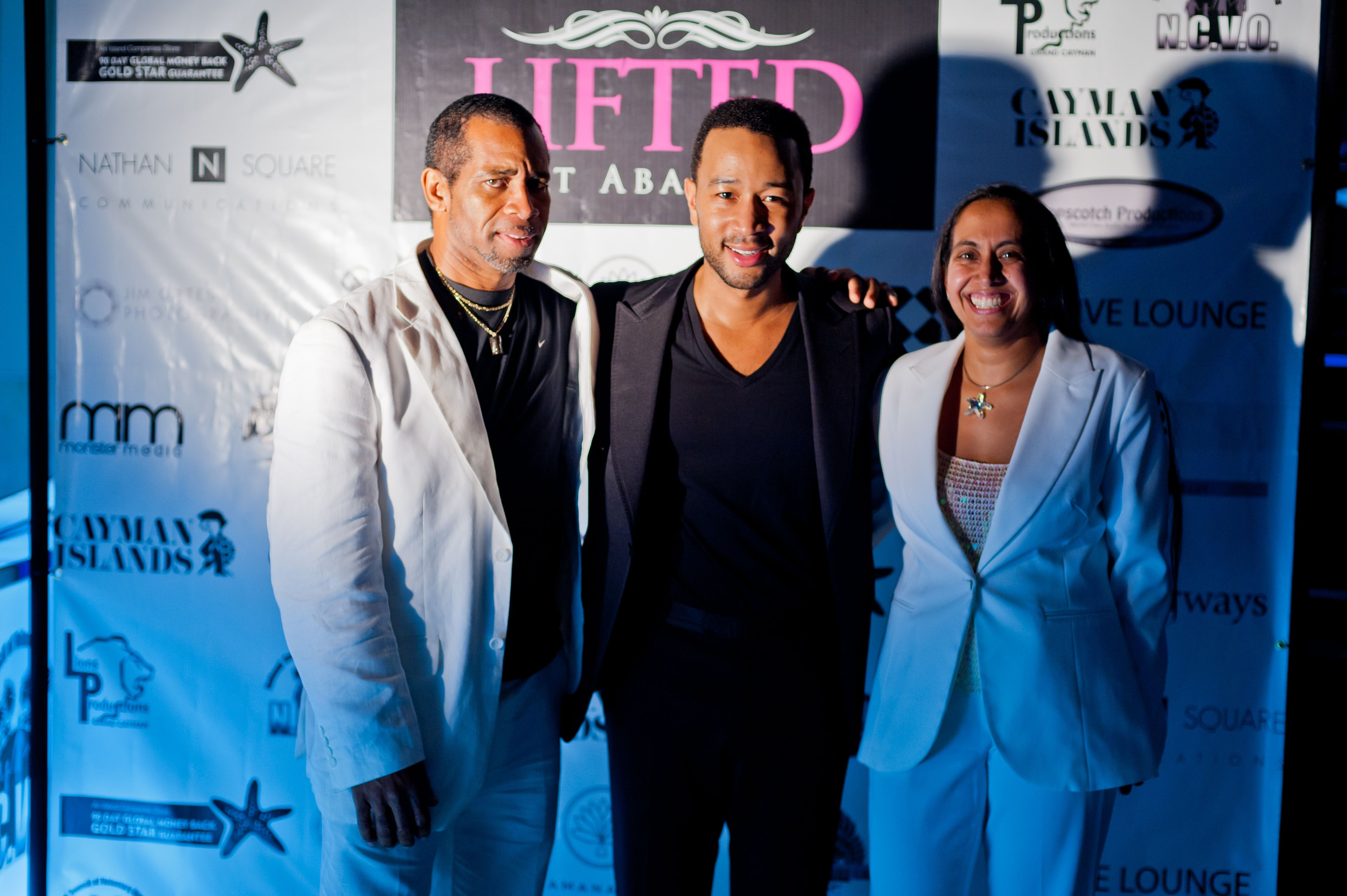 Rennard, John Legend and Isadora