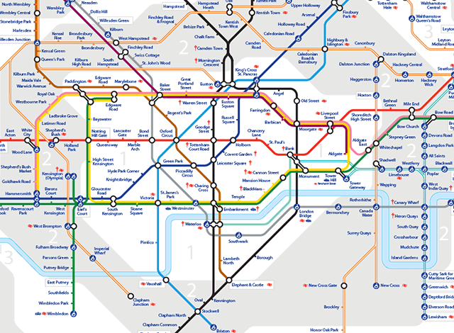 London Light Rail Map.Shanghai S Metro And London S Tube Head To Head Skyscrapercity