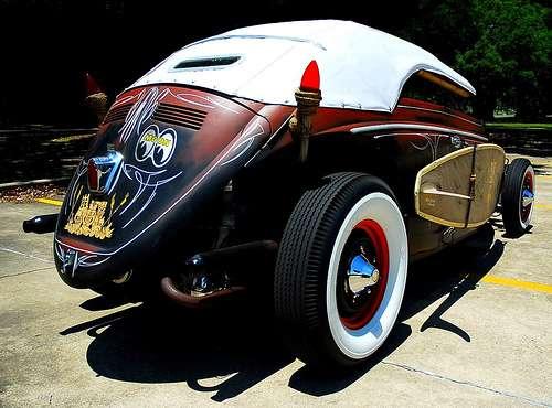 Steve White Vw >> Volkswagen Friki Tiki Bug | Only cars and cars