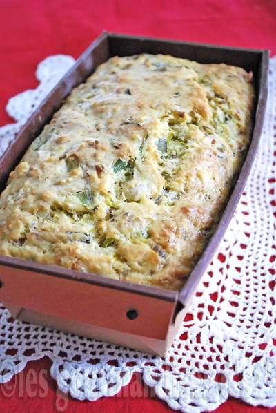 Cake Croustillant Aux Carottes Et Jambon Fum Ef Bf Bd
