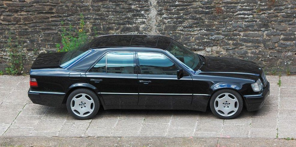 mercedes benz w124 e60 amg used car values. Black Bedroom Furniture Sets. Home Design Ideas