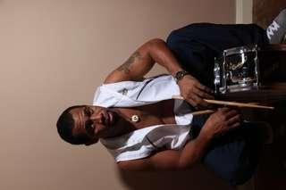 Rennard Powell - snare 02 - December 2009